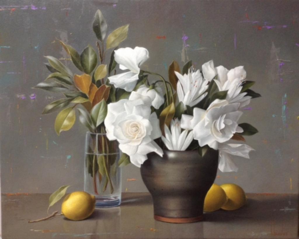 Citrons et magnolias