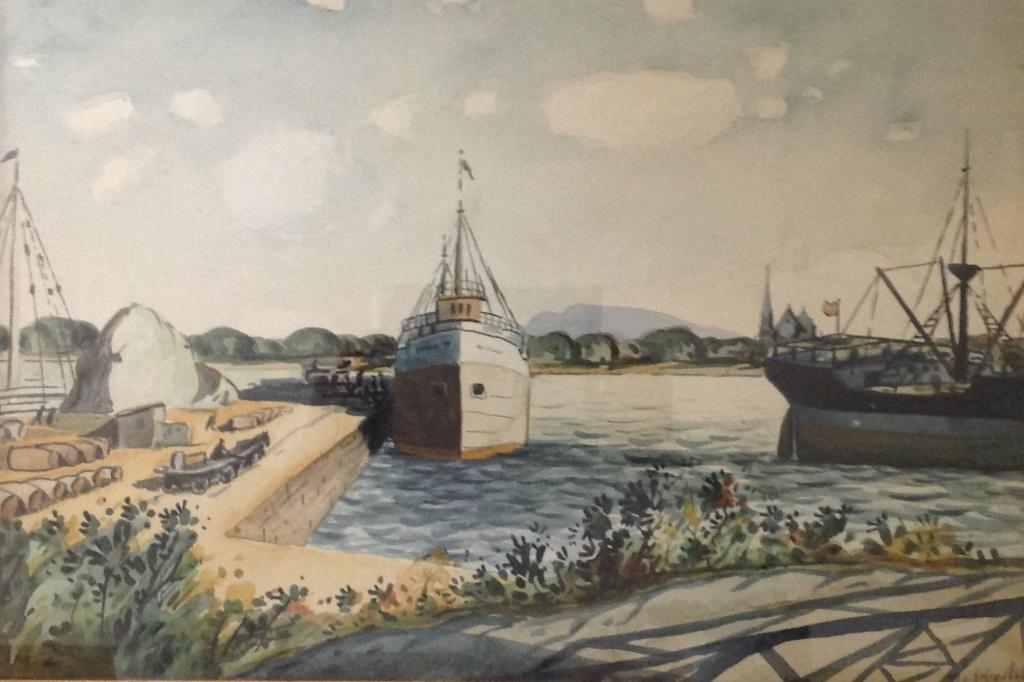 Le Port de Montr�al