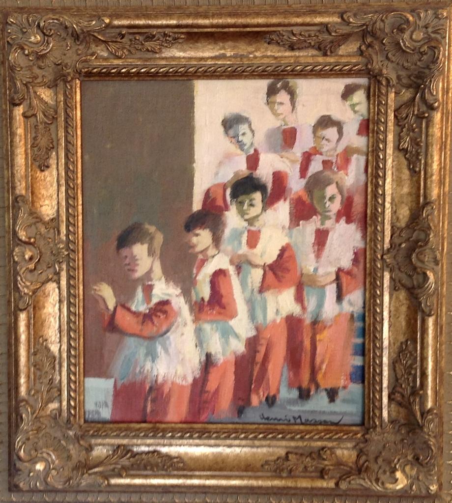 Les enfants de choeur