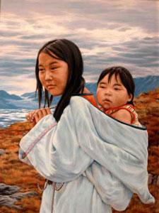 Sisters Pond Inlet